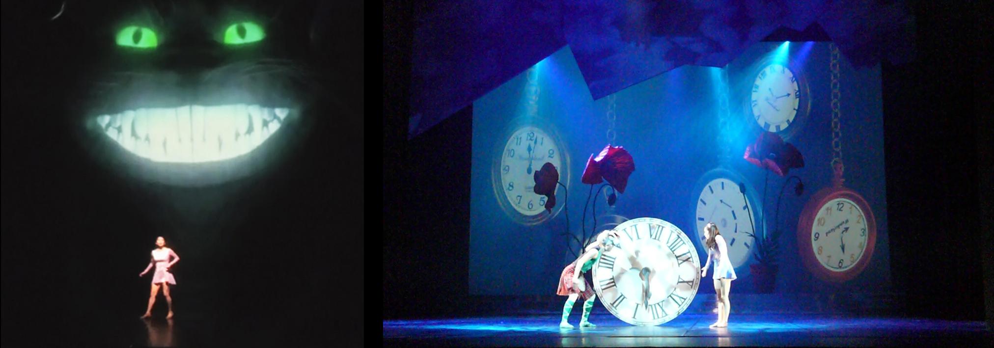 Alice in Wunderland von Ricardo Fernando in Theater Hagen 2015