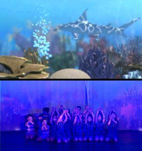 Heimat, Kindertanztheater von Anna-Lu Masch, 3D-Animationen: Lieve Vanderschaeve