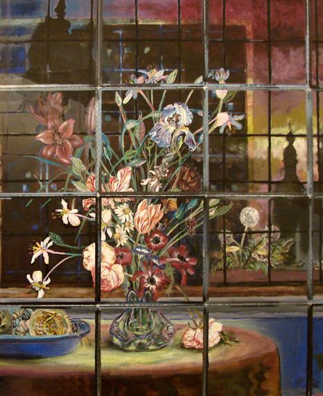 Detail Flora Koblenza von Lieve Vanderschaeve