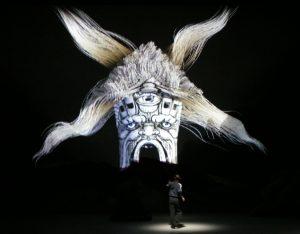 Don Quichote von Ben van Cauwenbergh mit Video von Lieve Vanderschaeve