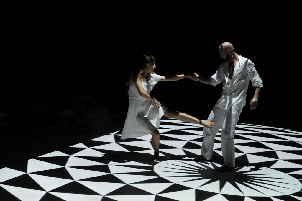 ROMEO & JULIA von Tanzkompanie bo komplex:: mit Video von Lieve Vanderschaeve