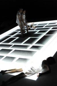 Romeo&Julia von Tanzkompanie bo komplex, Video//3DAnimationen: Lieve Vanderschaeve